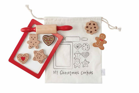 Christmas Cookie Wood Play Set - Courtyard Style