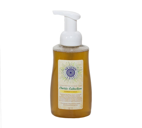 Foaming Soap - Robber's Gold - Courtyard Style