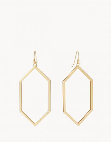 Rhett Earrings - Courtyard Style