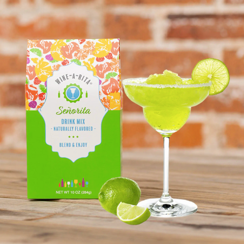 Senorita Boxed Drink Mix - Courtyard Style