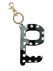 Simply Southern Hands Free Keychain - Courtyard Style