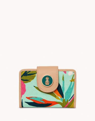 Spartina 449 Moreland Yacht Club Mini Wallet - Courtyard Style