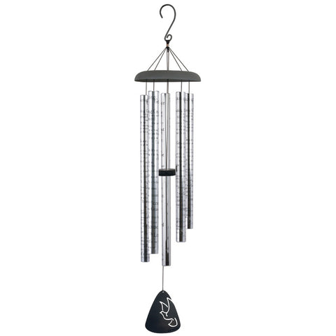 "Amazing Grace 44"" Sonnet Chime - Courtyard Style"