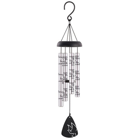"Amazing Grace 21"" Sonnet Chime - Courtyard Style"