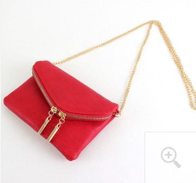 Mini Fashion Clutch/Crossbody Bag - Courtyard Style