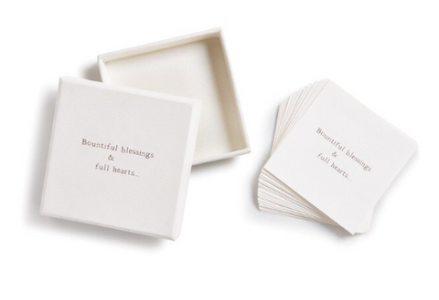 Blessings Note Cards - Courtyard Style
