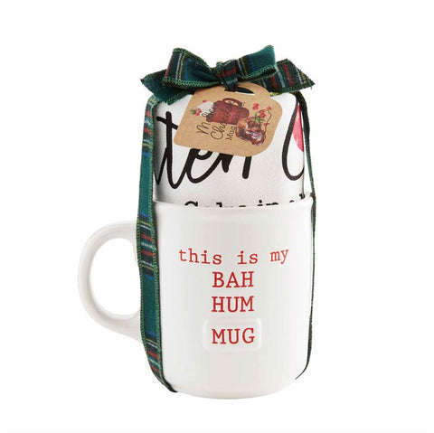 Holiday Mug Cake Sets - Courtyard Style