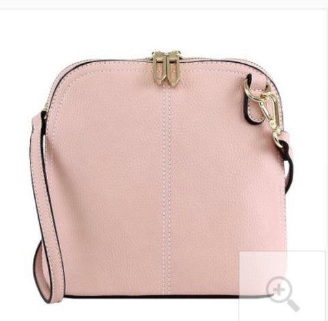 Blush Fashion Crossbody - Courtyard Style
