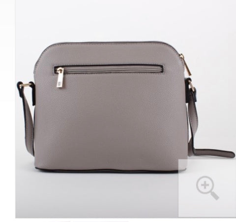 Structured Crossbody - Courtyard Style