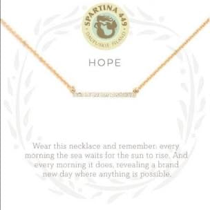 Sea La Vie Hope Necklace - Courtyard Style