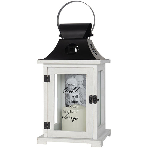 Your Light Picture Frame Lantern - Courtyard Style