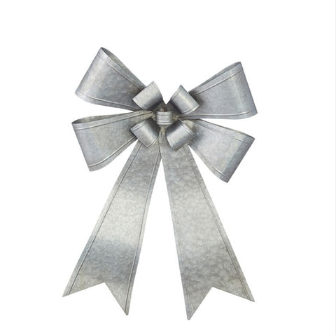 "Metal Bow 25"" - Courtyard Style"