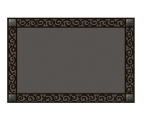 MatMate Doormat Tray - Courtyard Style