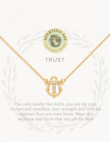 Sea La Vie Trust Necklace - Courtyard Style
