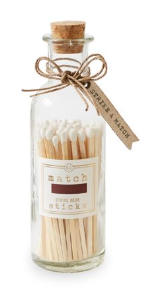 Match Stick Bottle Sets - Courtyard Style
