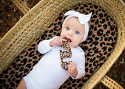 Wild Silicone Teether - Courtyard Style