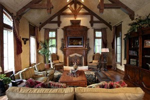 Traditional Home Interior Decorating