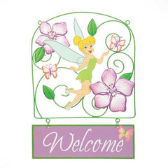 Tinker Bell Welcome Sign