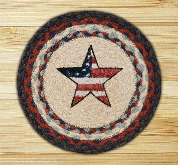 Americana Star Printed Swatch