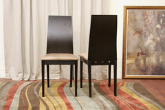 Baxton Studio Lambert Dining Chair in Set of 2