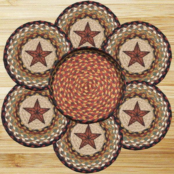 Barn Star Trivets