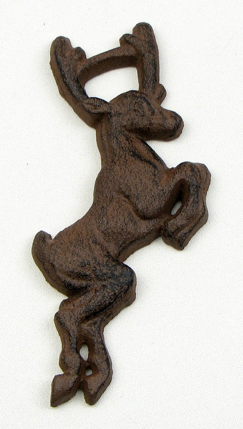 Decorative Cast Iron Deer Bottle Opener