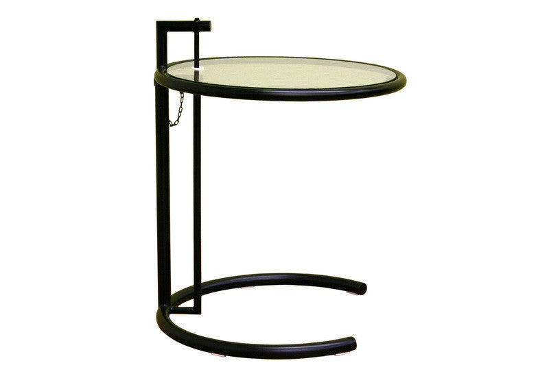 Baxton Studio Eileen Gray End Table in Black