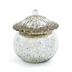 Glass Ming Jar
