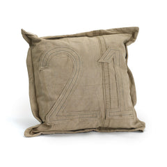 #21 Gypsy Square Pillow