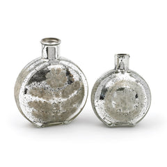 Pair Of Canteen Vases