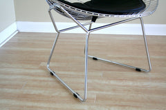 Baxton Studio Bertoia Style Diamond Wire Chair