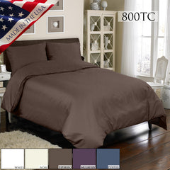 800TC MINI DUVET SET IN DIFFERENT SIZES AND COLORS