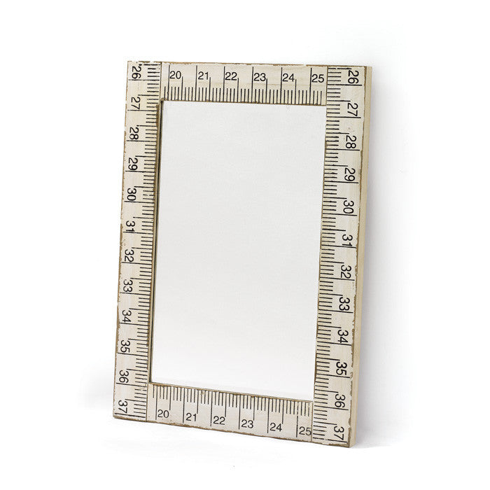 Exclusive Tape Measure Mirror