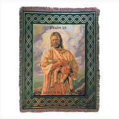 Lord Is My Shepherd Tapestry