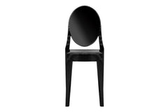 Baxton Studio Dreama Modern Acrylic Ghost Chair