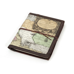 World Travelers Leather Notebook- Set Of 2