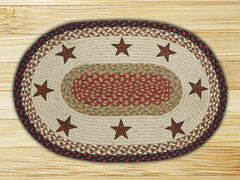 Barn Stars Printed Placemat