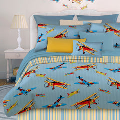 FLYING HIGH COMFORTER SET IN DIFFERENT SIZES