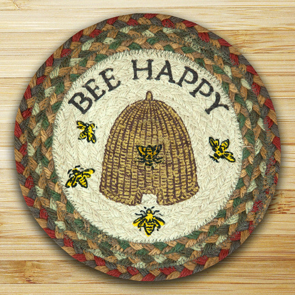 Bee Happy Printed Swatch