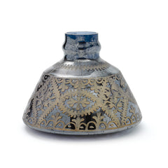 Antiqued Haute Glass Bowl