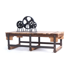Wood & Iron Brookwood Coffee Table