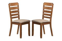 Baxton Studio Taylor Dining Chair in Set of 2