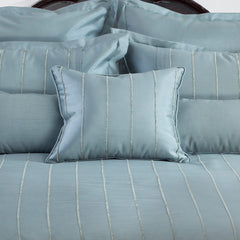 BRAXTON BOUDOIR PILLOW IN MINERAL