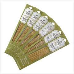 Apple Sauce Cake Incense Sticks 6 PK