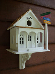 Sign Post Birdhouse