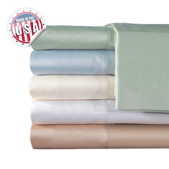 300TC SOLID PILLOWCASE PAIR IN DIFFERENT COLORS AND SIZES