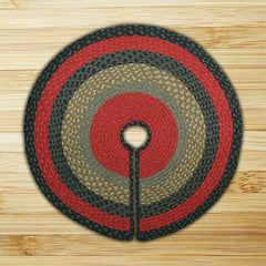 Apples Oval Patch Rug
