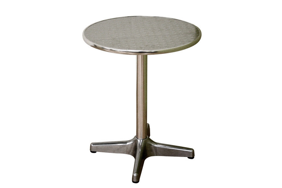 Baxton Studio Eustace Round Bar Table