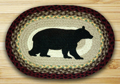 Cabin Bear Placemat