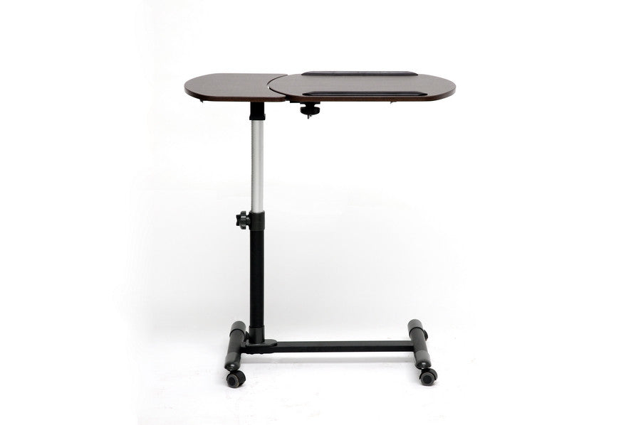 Baxton Studio Olsen Laptop Tray Table with Tilt Control